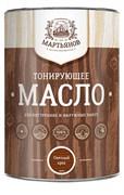 «Светлый орех» Тонирующее масло «Мартьянов» премиум 1 л.