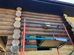Фасадное льняное масло вареное с воском 3л. №4 - фото 5625