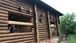 Фасадное льняное масло вареное с воском 3л. №4 - фото 5628