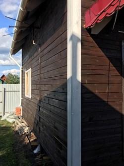Фасадное льняное масло вареное с воском 3л. №4 - фото 5635