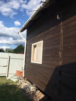 Фасадное льняное масло вареное с воском 3л. №4 - фото 5636