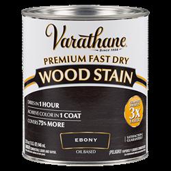 Эбеновое дерево - тонирующее масло  Varathane Fast Dry Wood Stain - фото 5686