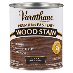 Темный орех - тонирующее масло  Varathane Fast Dry Wood Stain - фото 5687