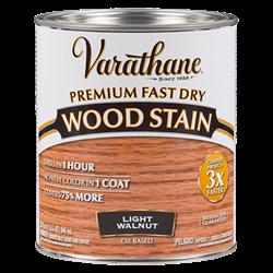 Светлый орех тонирующее масло  Varathane Fast Dry Wood Stain - фото 5691