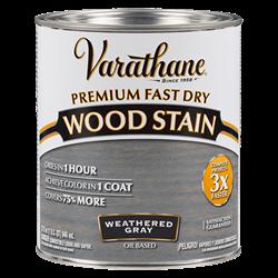 Графит тонирующее масло  Varathane Fast Dry Wood Stain - фото 5693