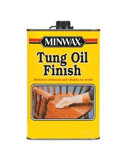 Тунговое масло MINWAX Tung Oil Finish - фото 5731