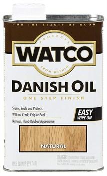 Датское масло WATCO Danish Oil - фото 5950
