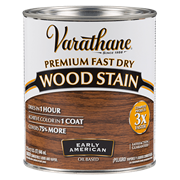 Ранняя Америка тонирующее масло  Varathane Fast Dry Wood Stain