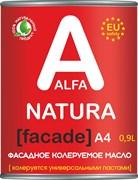 Фасадное колеруемое масло А4
