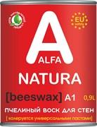 Пчелиный воск для стен А1